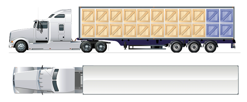 LTL - Less Than Truckload Transportation Services