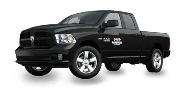 Dodge Ram Pickup 1500